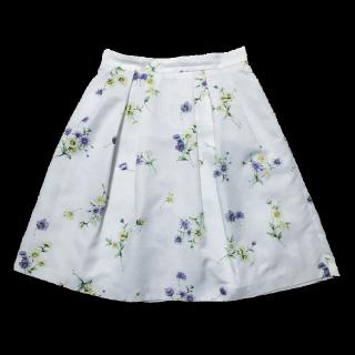 ROPE' PICNICのひざ丈スカート