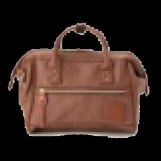 このコーデで使われているanelloのハンドバッグ[キャメル/ブラウン]
