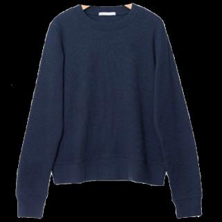 このコーデで使われているLEPSIMのTシャツ/カットソー[ネイビー]