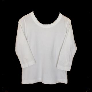 このコーデで使われているhomespunのTシャツ/カットソー[ホワイト]