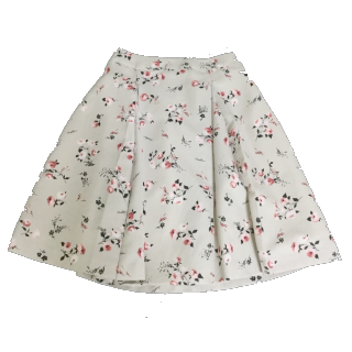 Belle Noelのひざ丈スカート