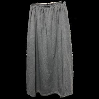 このコーデで使われているHeart Marketのマキシ丈スカート[グレー]