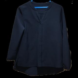このコーデで使われているURBAN RESEARCH ROSSOのシャツ/ブラウス[ネイビー]
