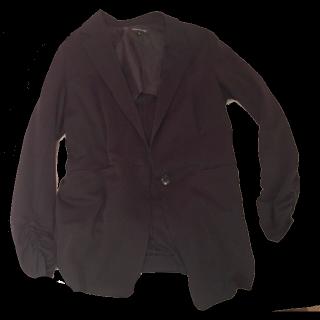 このコーデで使われているジャケット[ブラック]