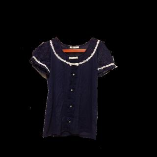 このコーデで使われているaxes femmeのTシャツ/カットソー[パープル]