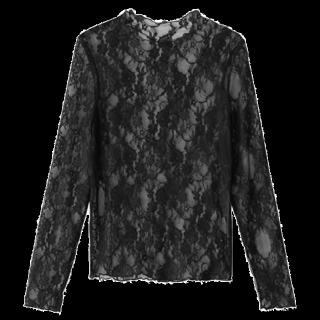 このコーデで使われているGRLのTシャツ/カットソー[ブラック]