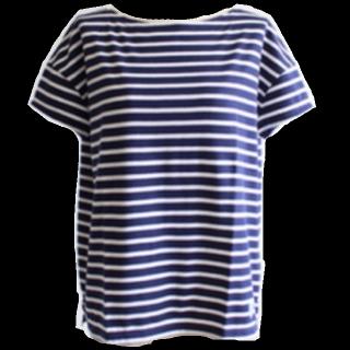 このコーデで使われているOrcivalのTシャツ/カットソー[ブルー]