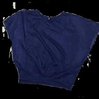 このコーデで使われているOlive girl by OLIVEdes OLIVEのシャツ/ブラウス[ネイビー]