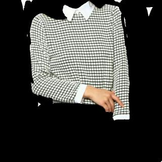 このコーデで使われているSPIGAのシャツ/ブラウス[ホワイト/ブラック]