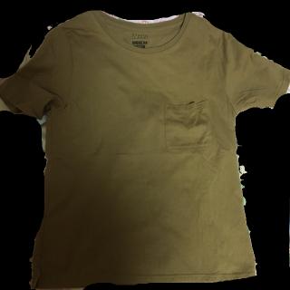 このコーデで使われているLOWRYS FARMのTシャツ/カットソー[キャメル]