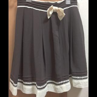 LAISSE PASSEのスカート