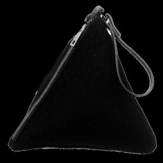 このコーデで使われているWEGOのクラッチバッグ[ブラック]