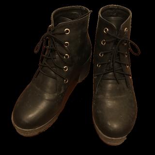 GRLのブーツ