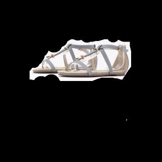 このコーデで使われているnano・universeのサンダル[ブルー]