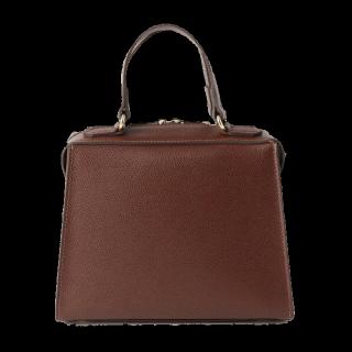 このコーデで使われているMARCO BIANCHINIのバッグ[ブラウン]