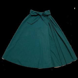 le.coeur blancのミモレ丈スカート