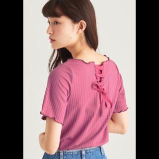 このコーデで使われているMAJESTIC LEGONのTシャツ/カットソー[ピンク]