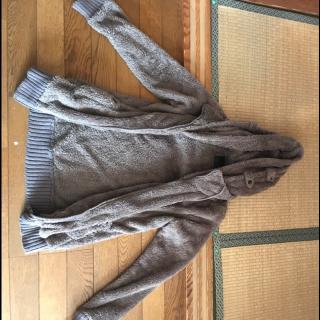 SpRayのファーコート