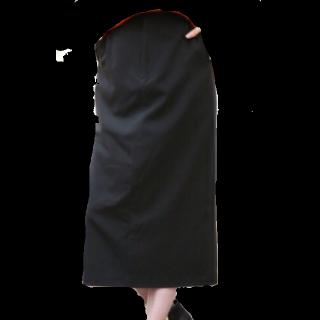 GLOBAL WORKのミモレ丈スカート