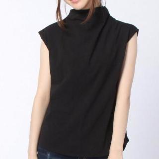 このコーデで使われているmysty womanのシャツ/ブラウス[ブラック]