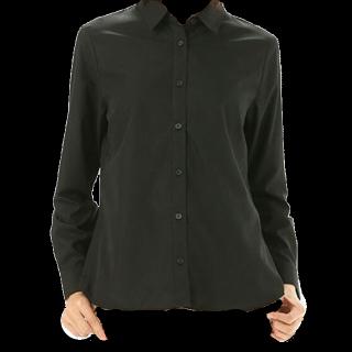 このコーデで使われているHONEYSのシャツ/ブラウス[ブラック]