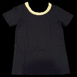 このコーデで使われているTシャツ/カットソー[ブラック]