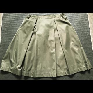 FELISSIMOのひざ丈スカート