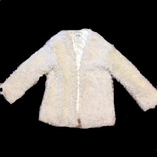 不明のファーコート