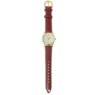 このコーデで使われている31 sons de modeの腕時計[レッド]