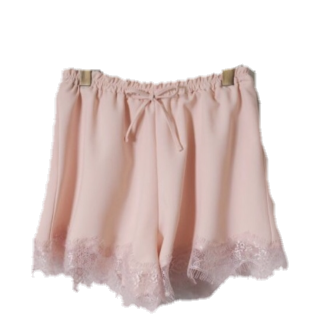 このコーデで使われているRETRO GIRLのショートパンツ[ピンク]
