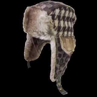 polcadotの帽子
