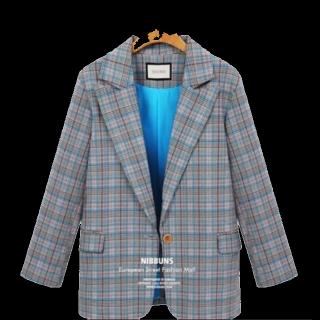 このコーデで使われているジャケット[グレー]