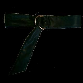 このコーデで使われているAvailのベルト[ブラック]