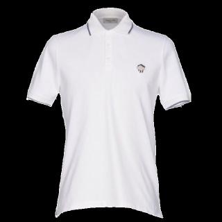 このコーデで使われているPAUL&JOEのポロシャツ[ホワイト]