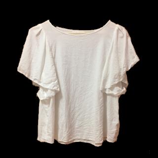 このコーデで使われているnico and...のシャツ/ブラウス[ホワイト]