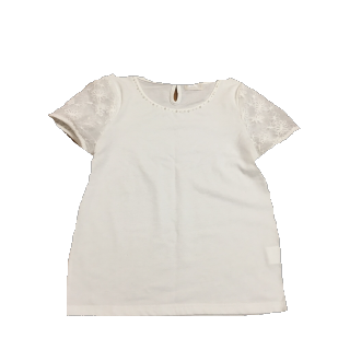 このコーデで使われているLODISPOTTOのTシャツ/カットソー[ホワイト]