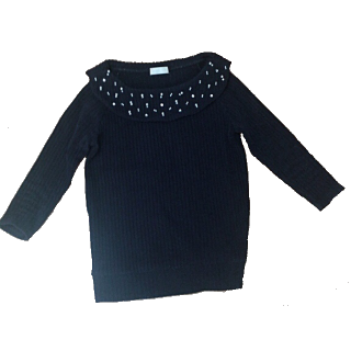 PATTERN fionaのニット/セーター