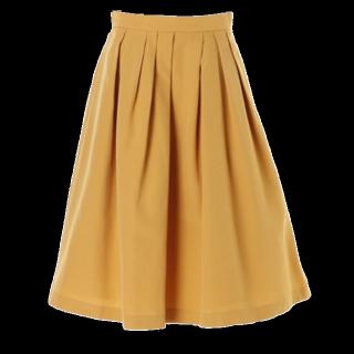 JUSGLITTYのミモレ丈スカート