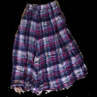 HONEYSのマキシ丈スカート