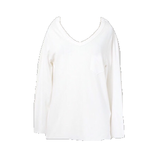 このコーデで使われているCOCAのTシャツ/カットソー[ホワイト]