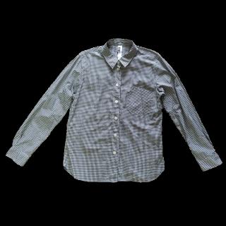 このコーデで使われているMHL.のシャツ/ブラウス[ブラック/ホワイト]