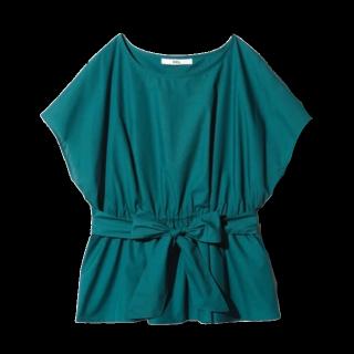 このコーデで使われているGRLのTシャツ/カットソー[グリーン]