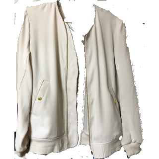 このコーデで使われているPetit Honfleurのジャケット[ベージュ]