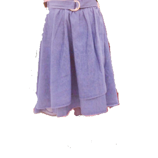 ONE WAYのデニムスカート