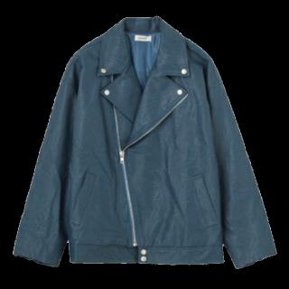 EVRISのライダースジャケット