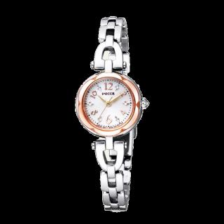 このコーデで使われているwiccaの腕時計[シルバー]