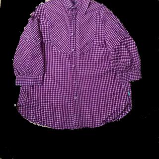 このコーデで使われているGO HEMPのシャツ/ブラウス[レッド]
