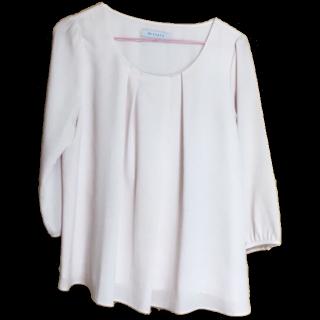 このコーデで使われているUNIVERSAL LANGUAGEのTシャツ/カットソー[ピンク]