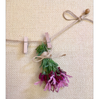 このコーデで使われている手作りのイベント/衣装[パープル/グリーン]