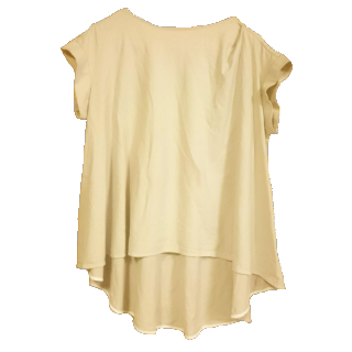 このコーデで使われているURBAN RESEARCHのTシャツ/カットソー[ベージュ]